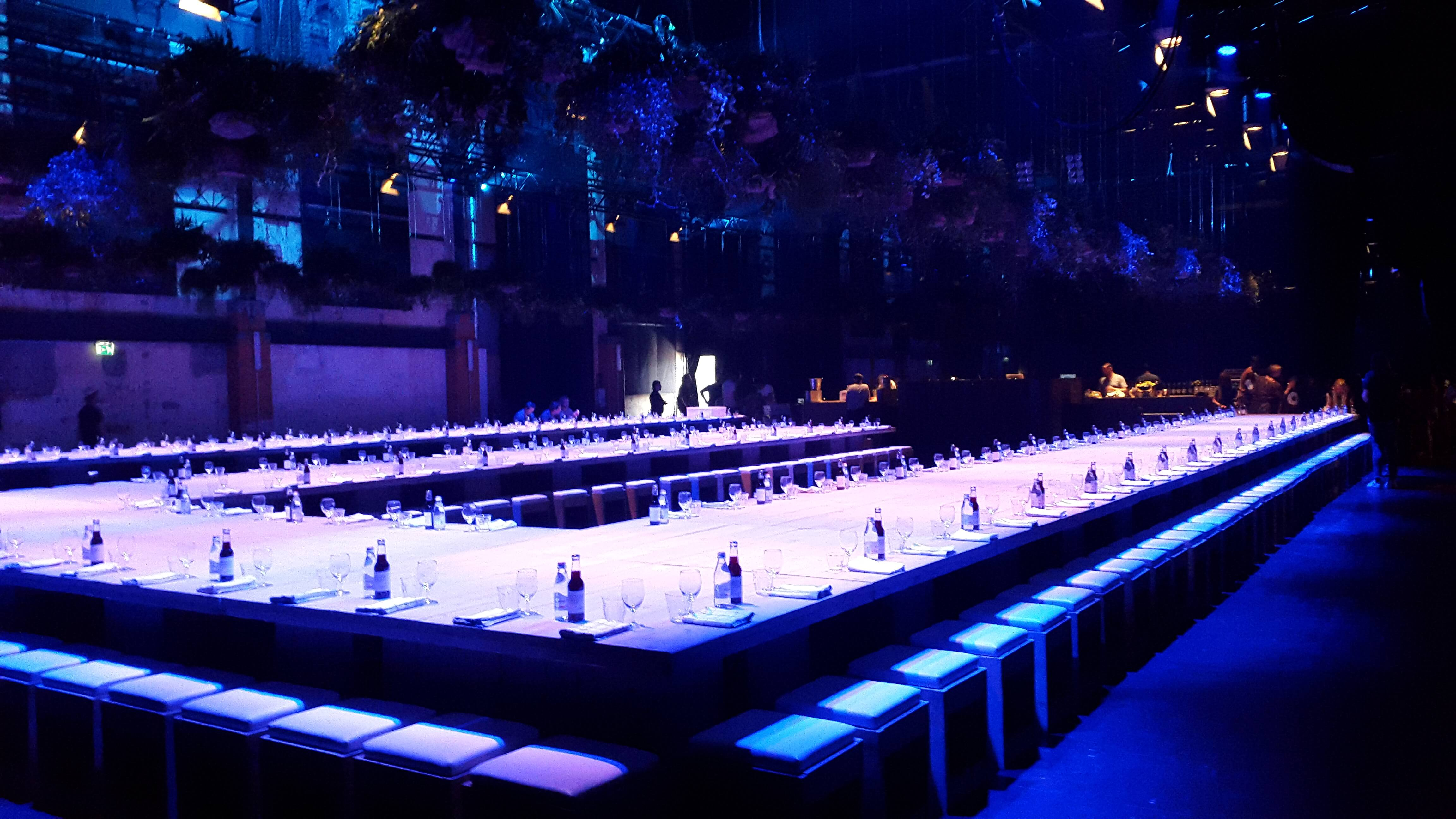 Mode Dinner Show evenement dordrecht